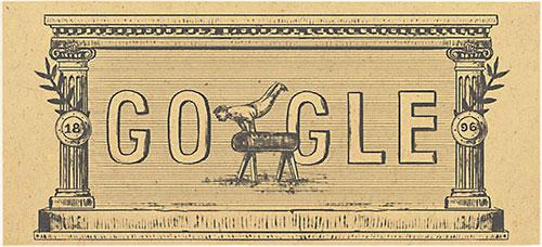 Το αφιέρωμα της Google για την επέτειο.